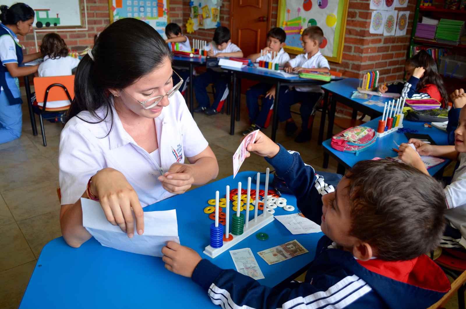 pedagogia infantil cali